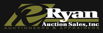 Ryan Auction Sales, Inc.